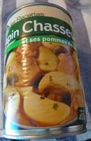 Lapin Chasseur et ses pommes de terre - Produit