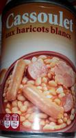 Cassoulet aux haricots blanc - Product