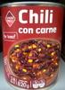 Chili con carne pur boeuf - Produit