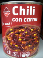 Chili con carne pur boeuf - Produkt - fr