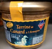 Terrine de Canard à l'Armagnac - Product