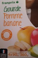 Gourde pomme banane - Product - fr