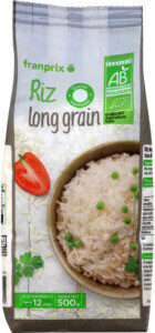 riz blanc bio - Product - fr