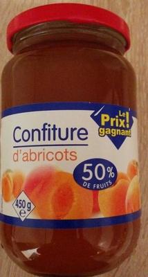 Confiture d'abricots - Produit - fr