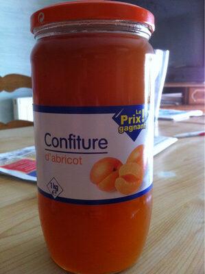 Confiture D'abricot - Produit - fr