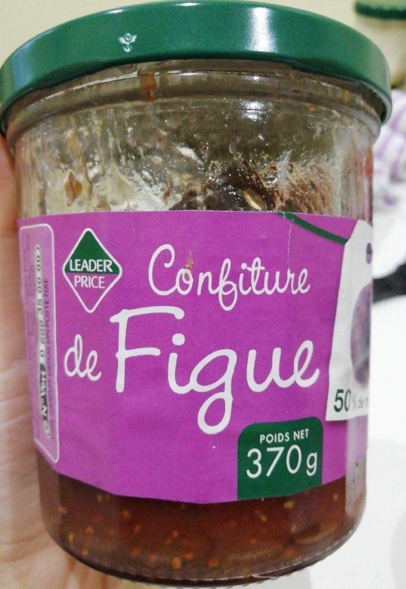 Confiture extra de figues - Product