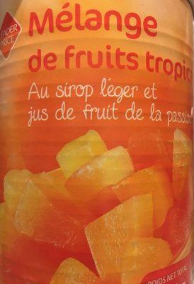 Fruits au Sirop Léger - Prodotto - fr