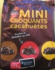 Mini croquants cacahuètes - Product