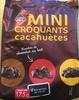 Mini croquants cacahuètes - Produit