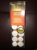Delices abricots - Product - fr