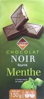 Chocolat Noir fourré Menthe - Product - fr