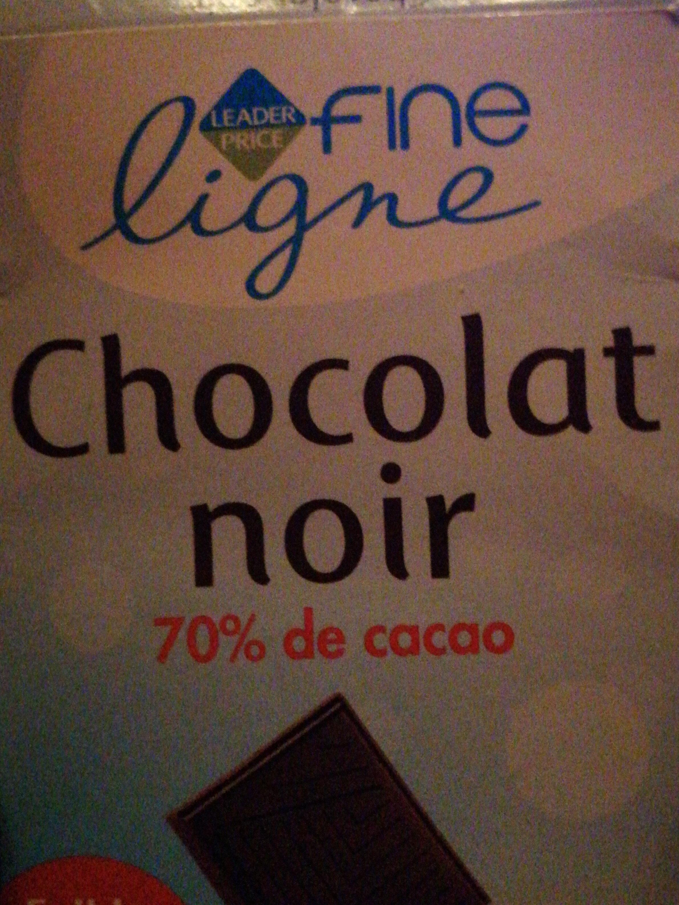 chocolat ligne - Product - fr