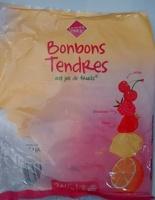 Bonbons tendres aux jus de fruits - Product - fr