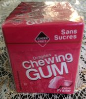 Chewing-gum - Product - fr