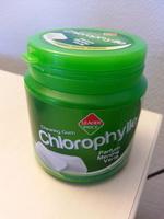 Chewing gum chlorophylle - Produit - fr