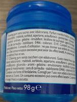 Dragées Coeur Liquide, 45 Dragees - Ingrediënten - fr