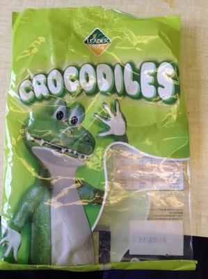 Crocodiles - Produit - fr