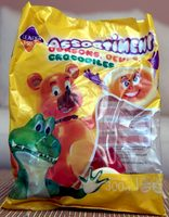 Assortiment Oursons, œufs, crocodiles - Product