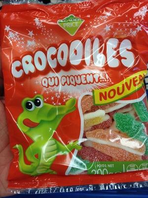 Crocodiles qui piquent... - Product - fr
