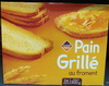 Pain grillé au froment - Produit