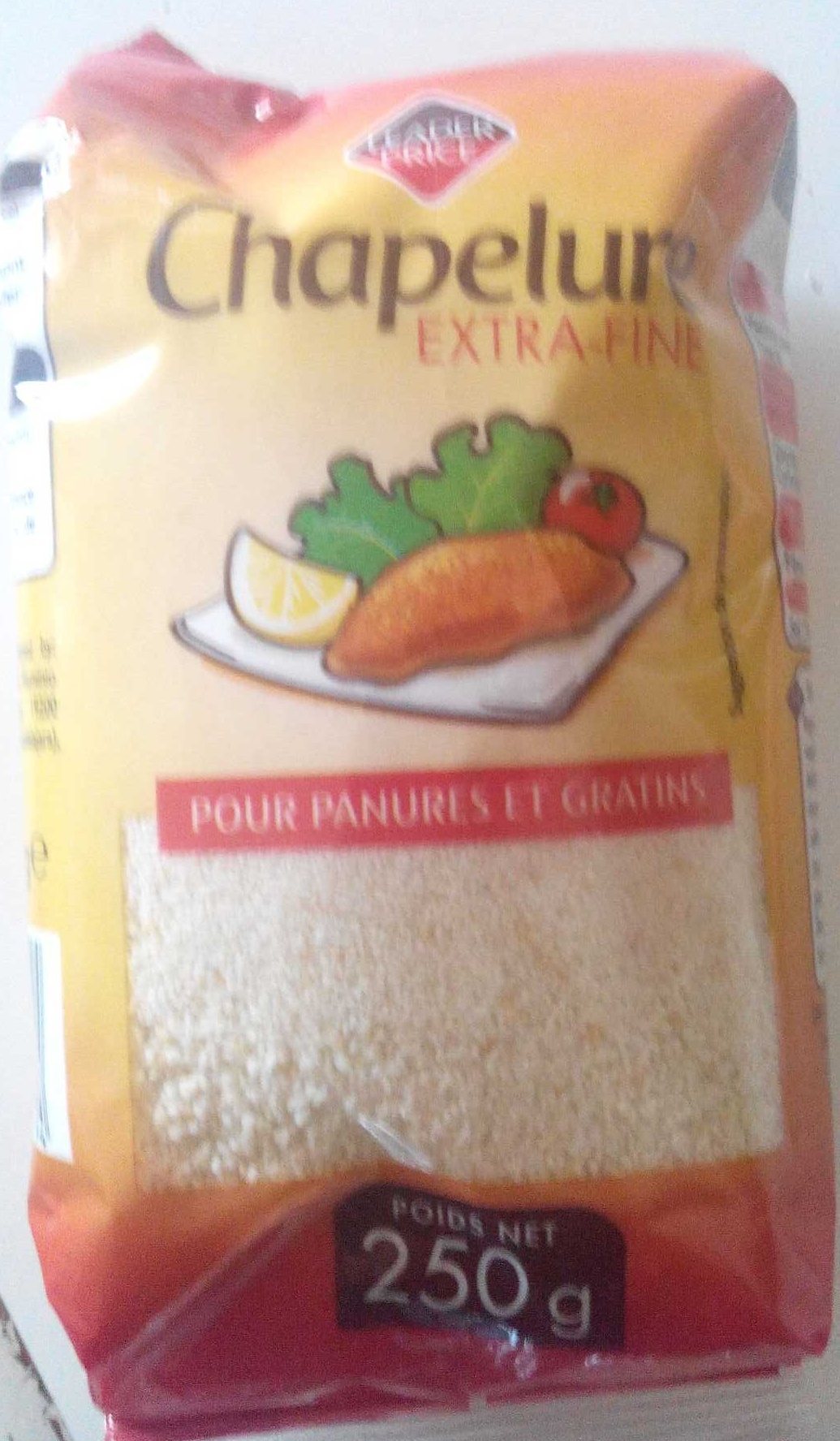 Chapelure extra-fine - Product