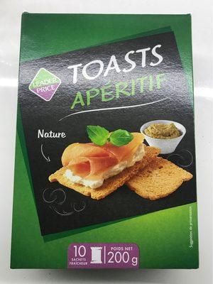 Toasts apetitif - Product