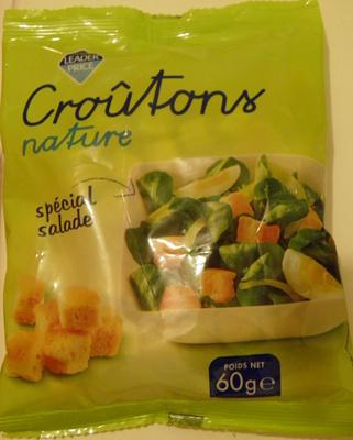Croutons nature spécial salade - Produit