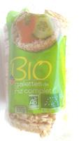 Galettes de riz complet - Product