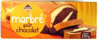 Marbré goût chocolat , Produit Marbré goût chocolat , Produit