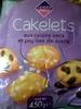 Cakelets aux raisins secs et pépites de sucre - Product