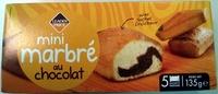 Mini marbré au chocolat - Product