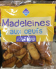 Madeleines aux oeufs - Product