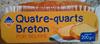 Quatre-quarts Breton pur beurre - Product