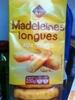 Madeleines Longues aux Œufs - Prodotto