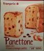 Panettone aux raisins secs et écorces d'oranges confites - Produit