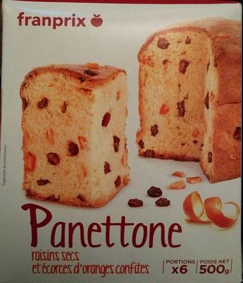 Panettone - Produit