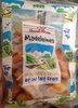 Madeleines aux oeufs et au lait frais - Product
