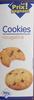 Cookies nougatine - Produit