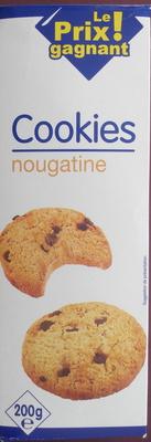 Cookies nougatine - Produit - fr