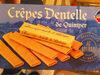 Crêpes Dentelles - Product