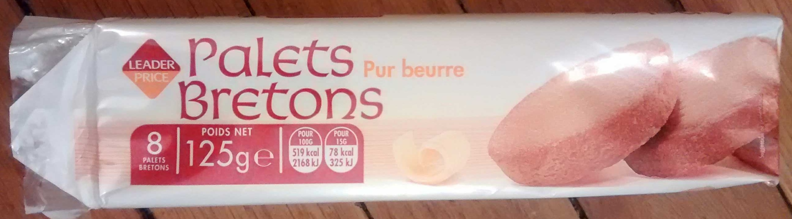 Palets Bretons - Pur Beurre - Product - fr