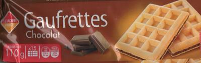 Gaufrettes chocolat - Produit
