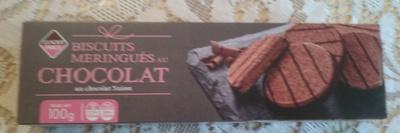 Biscuits meringués au chocolat - Produit - fr