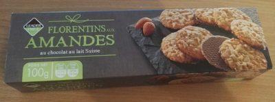 Florentins aux amandes - Prodotto - fr