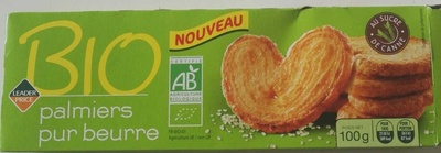 Palmiers pur beurre - Product
