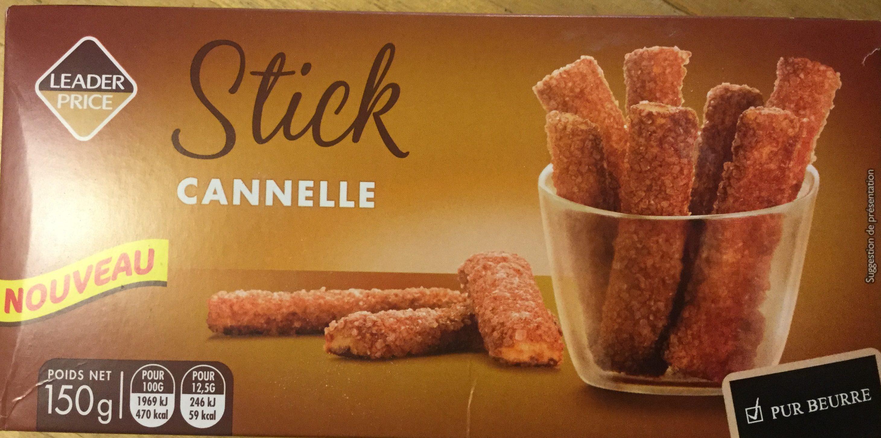 Stick cannelle - Prodotto - fr