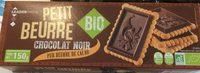 Petit Beurre chocolat noir - Produit - fr