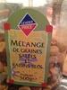 Mélange de graines grillées salées et de raisins secs - Product