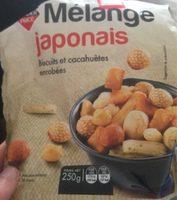Mélange japonais - Produit
