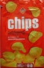Chips Nature (Blondes et Croustillantes) - Produit